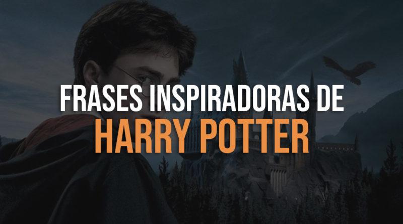 Frases Inspiradoras De Harry Potter Friki Maestro
