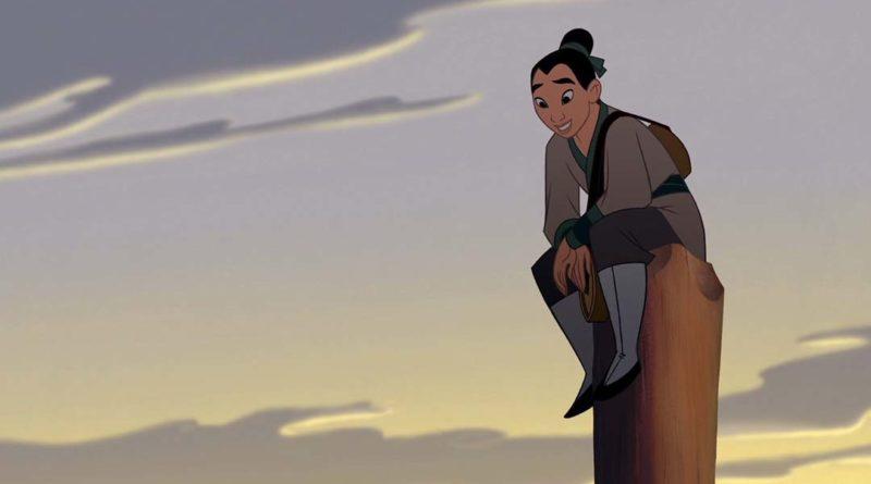 Mulan · Walt Disney Pictures