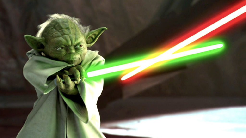 Yoda · Star Wars · Walt Disney