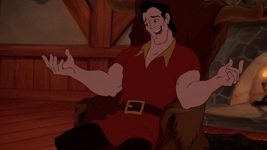 La Bella y la bestia · Walt Disney Pictures