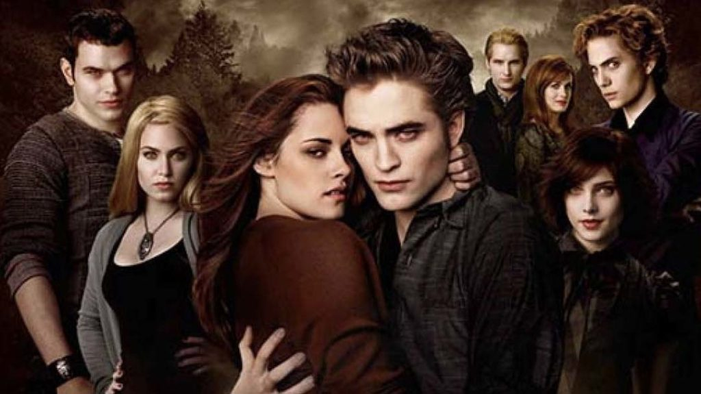 Saga crepúsculo · Summit Entertainment