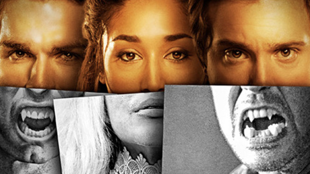 Being Human · Syfy