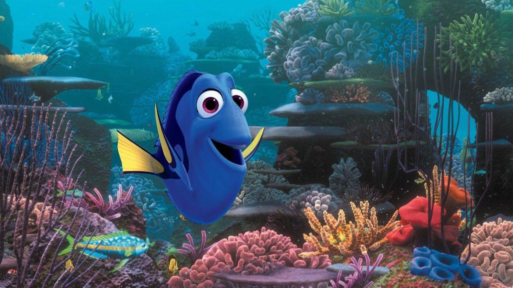 Buscando a Nemo · Disney Pixar