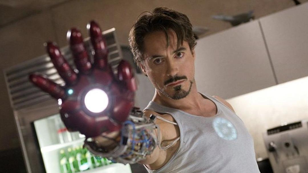 Image for #4. Iron Man
