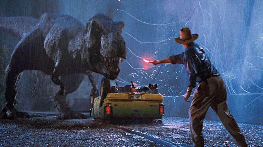 Image for 19. ¿En qué año se estrenó la mítica película Jurassic Park?