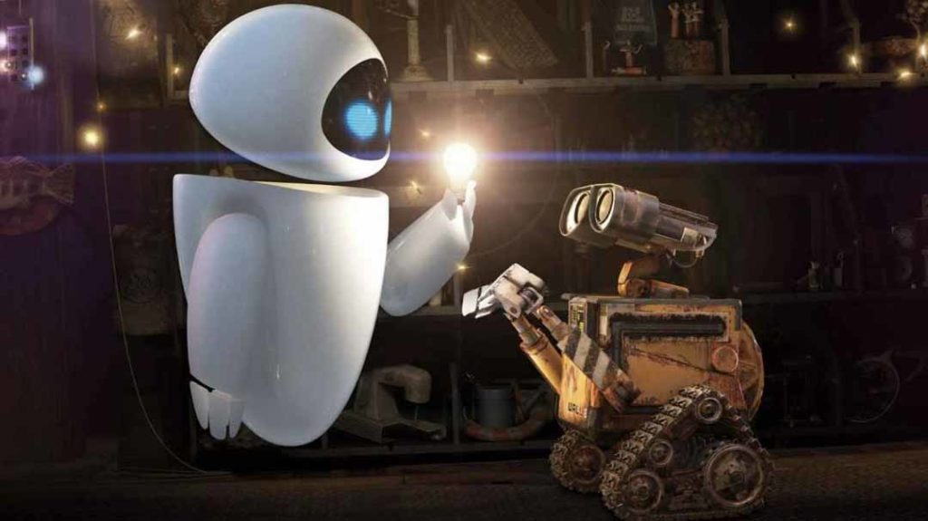 Wall-e · Pixar Animation Studios