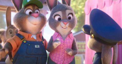 Zootropolis • Walt Disney Pictures