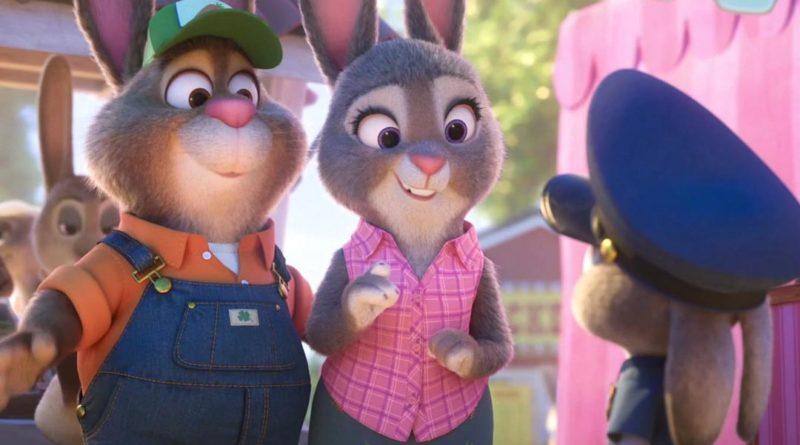 Zootropolis · Walt Disney Pictures