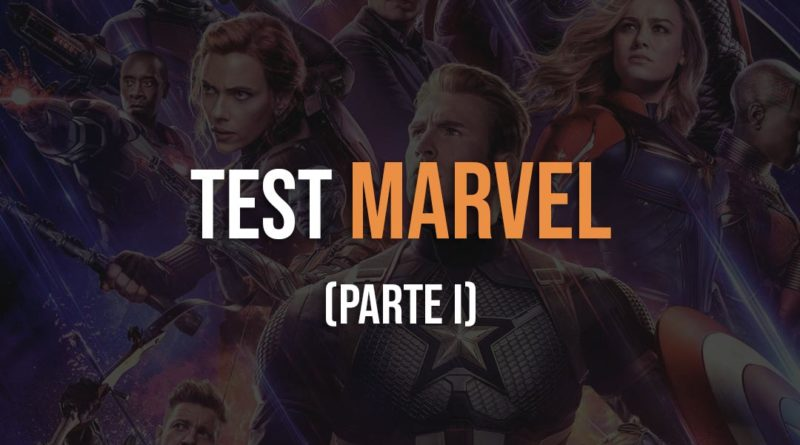 Test Marvel Parte 1