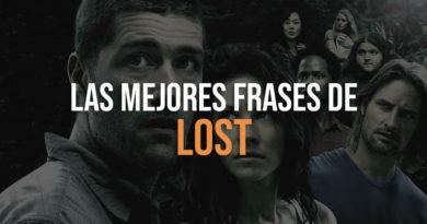 las mejores frases de Lost
