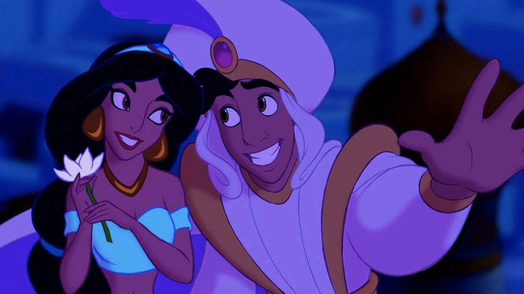 Aladdin • Walt Disney Pictures