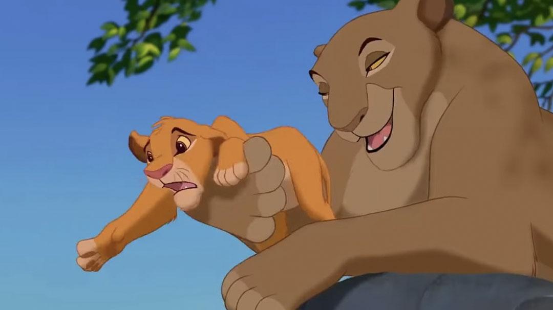 Image for 16. ¿Cómo se llama la madre de Simba?