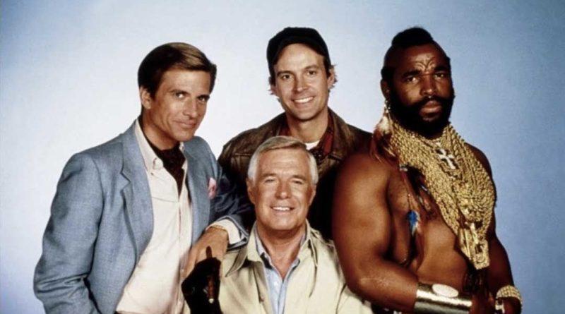 A-Team · NBC