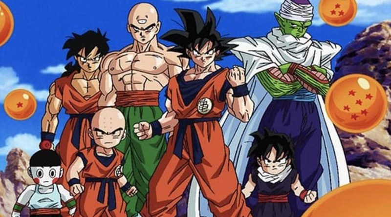 Dragon Ball Z · Toei Animation Inc.
