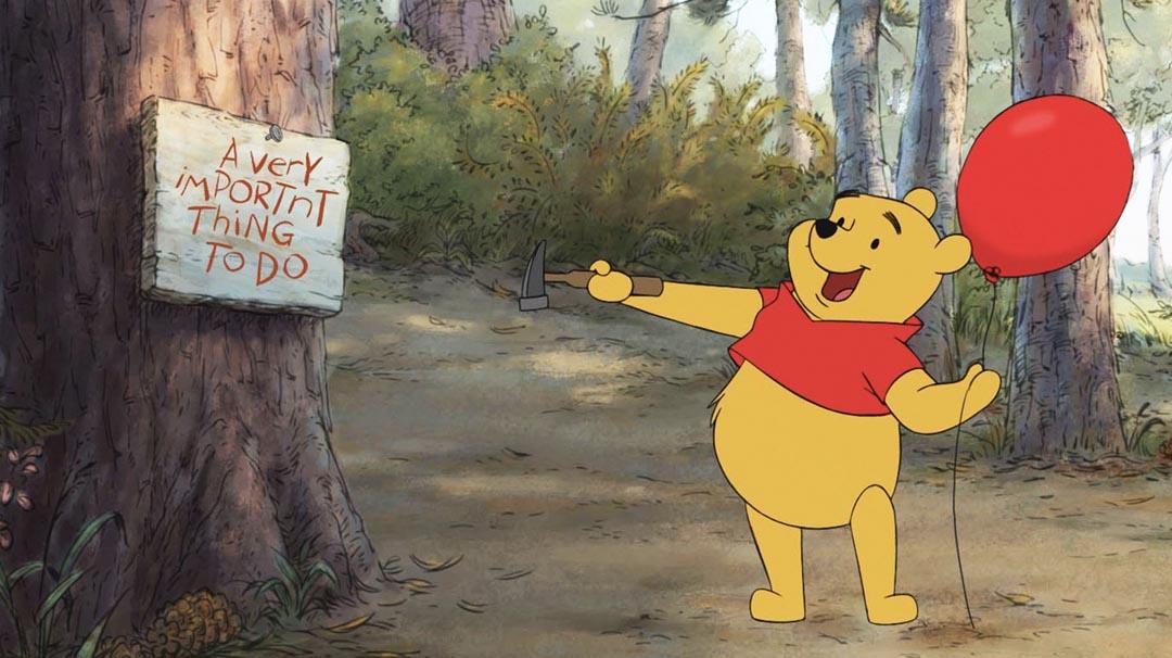 Winnie de pooh · Walt Disney Pictures