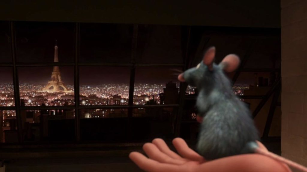 Ratatouille · Walt Disney Pictures