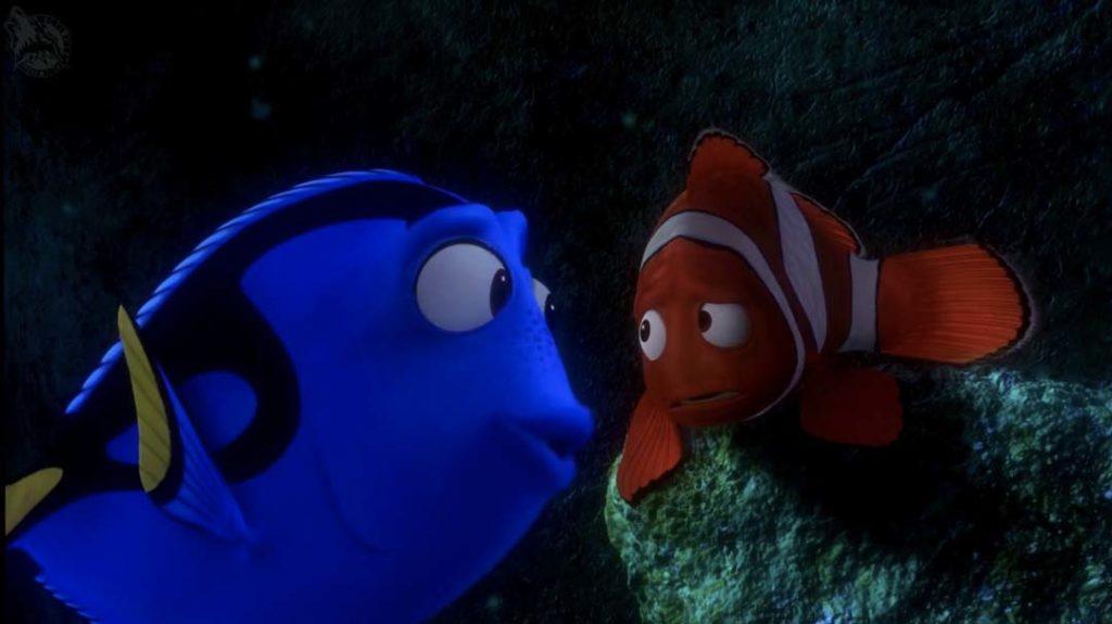 Buscando a Nemo · Walt Disney Pictures