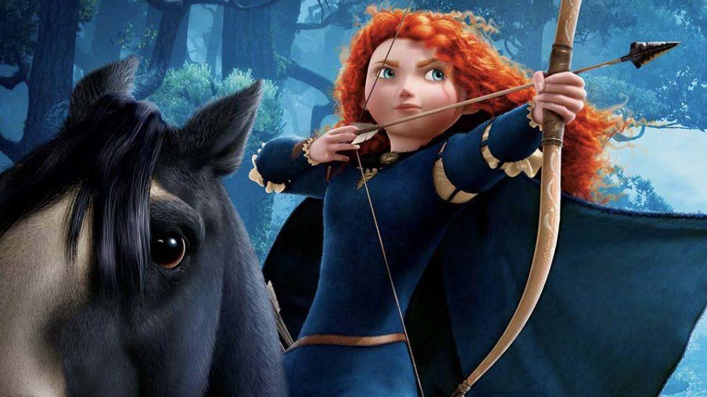 Brave · Walt Disney Pictures