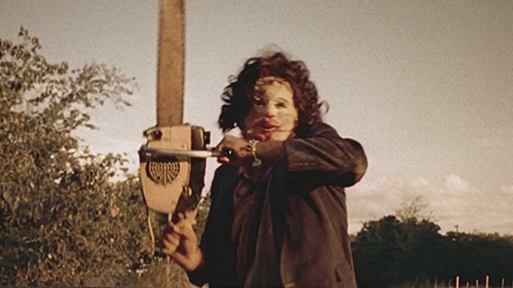 The Texas Chain Saw Massacre · Vortex