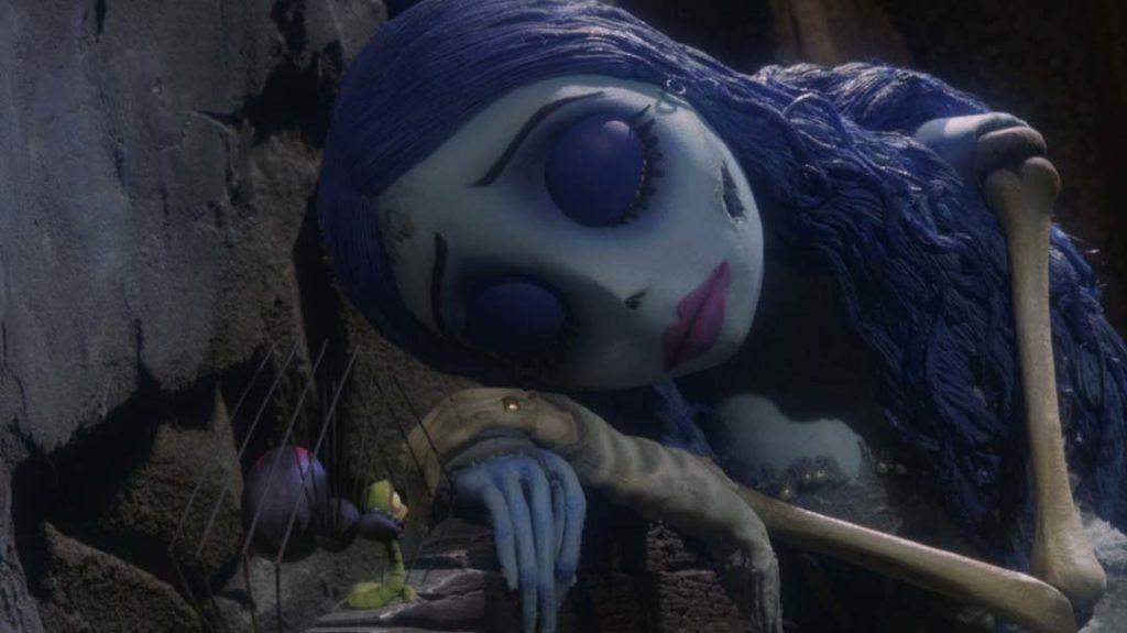 La Novia Cadáver · Tim Burton Productions