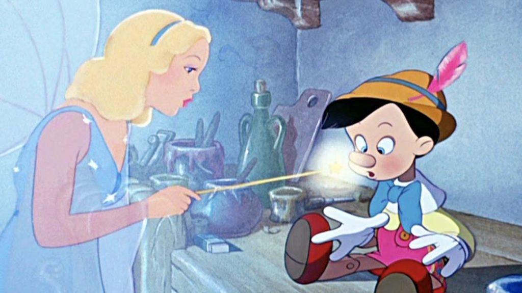 Pinocho · Walt Disney Pictures