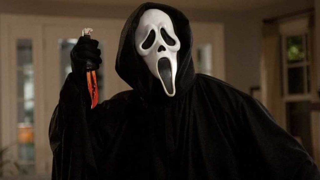 Scream · Dimension Films