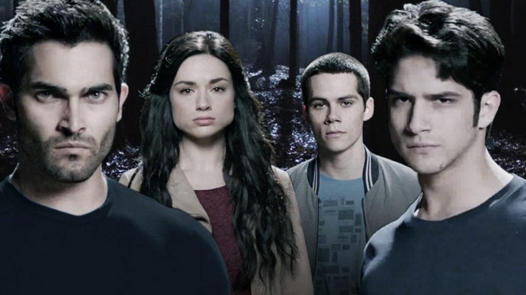 Teen Wolf · MTV