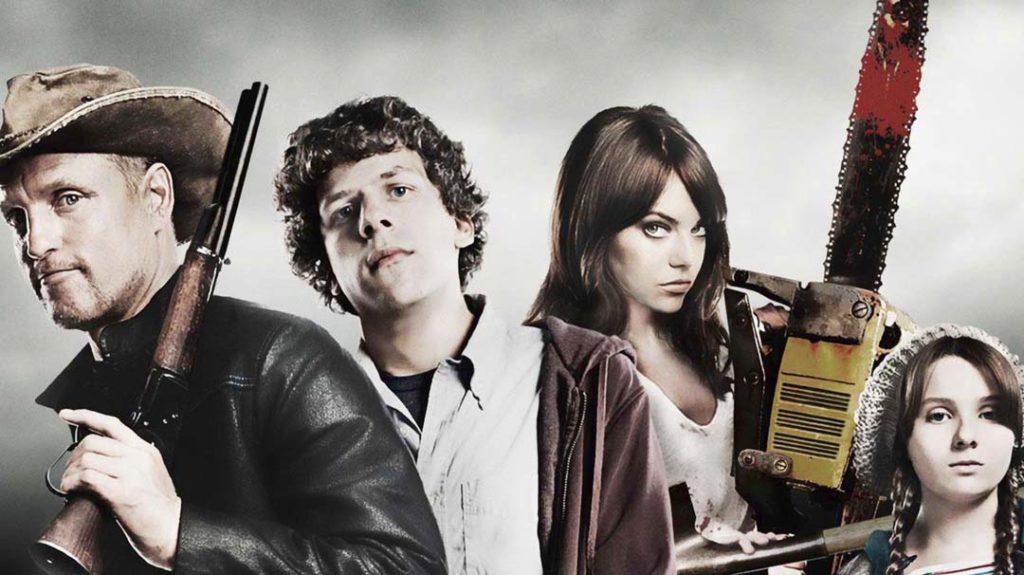 Bienvenidos a Zombieland · Columbia Pictures