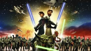 The Clone Wars · Disney