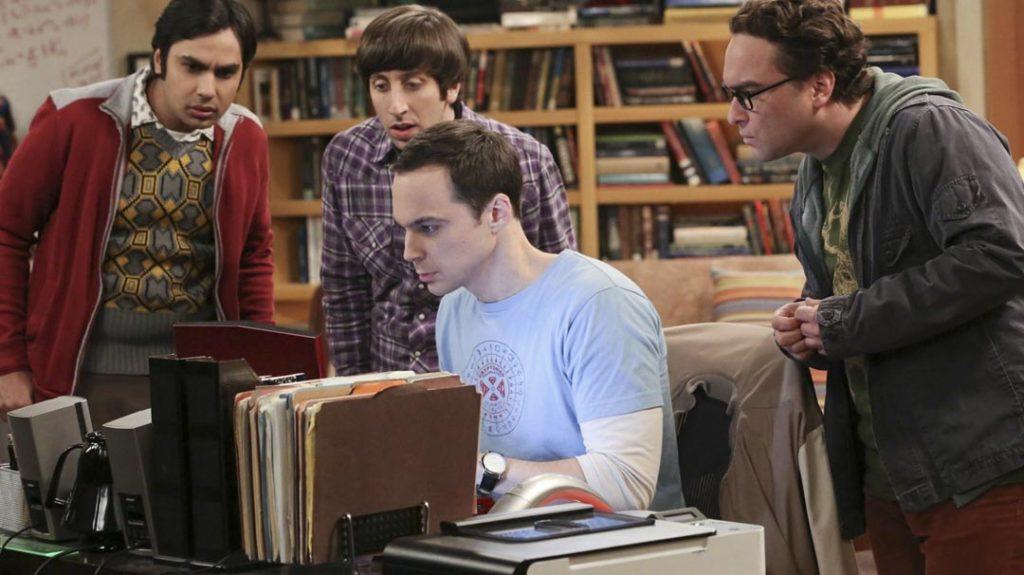 Big Bang Theory · CBS