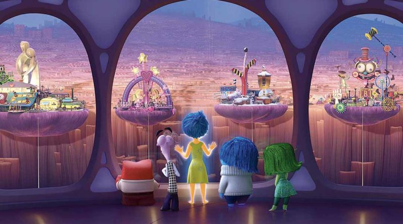 Inside Out · Disney
