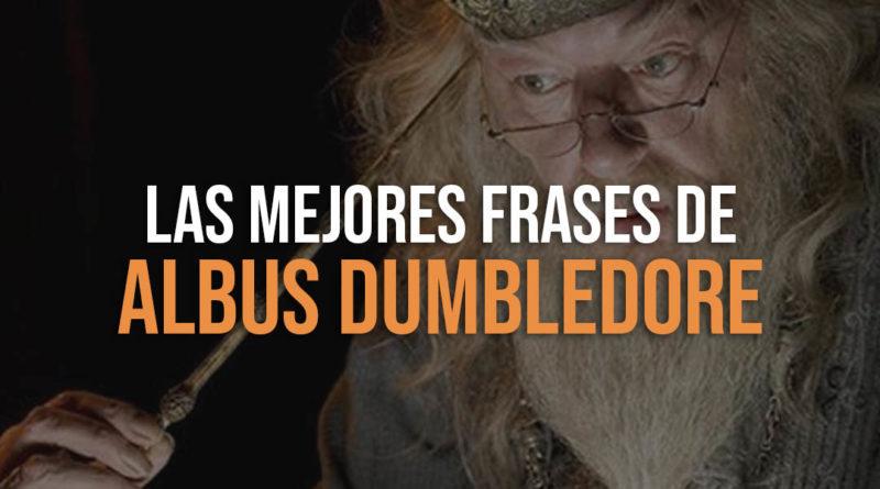 Las mejores frases de Albus Dumbledore
