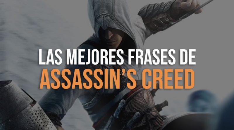 Las Mejores Frases De Assassins Creed Friki Maestro