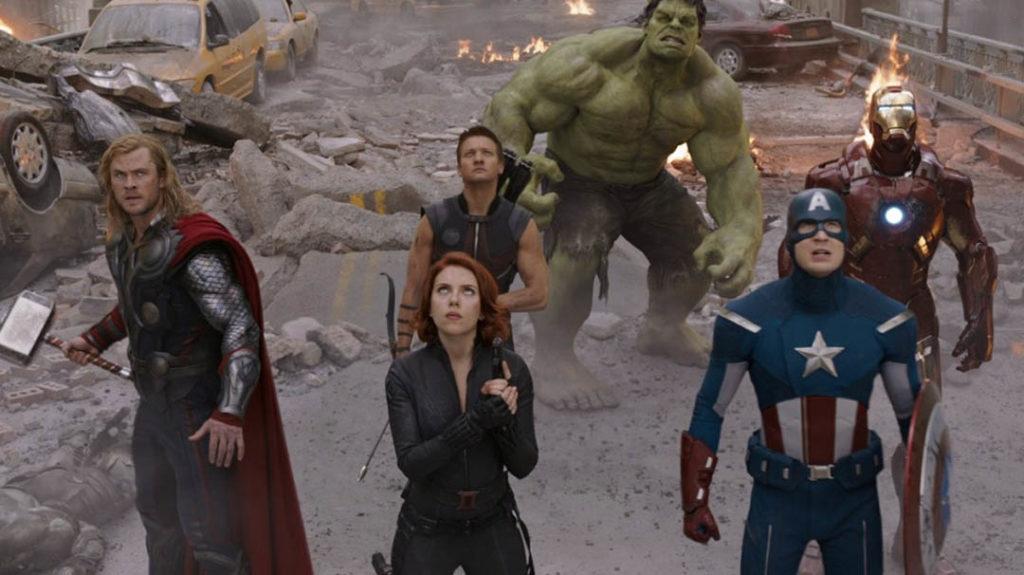 Avengers · Marvel Studios · Disney