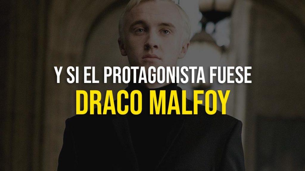 Harry Potter segun Draco Malfoy