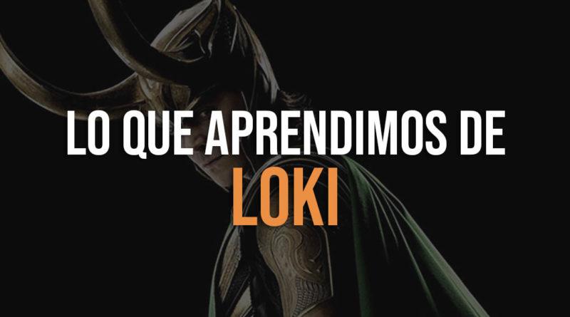 Lo que aprendimos de Loki