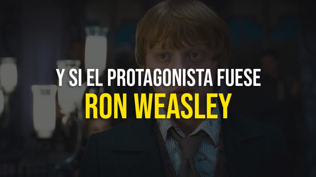 Harry Potter segun Ron Weasley