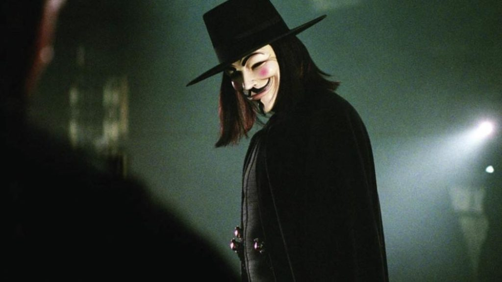 V de Vendetta · Warner Bros