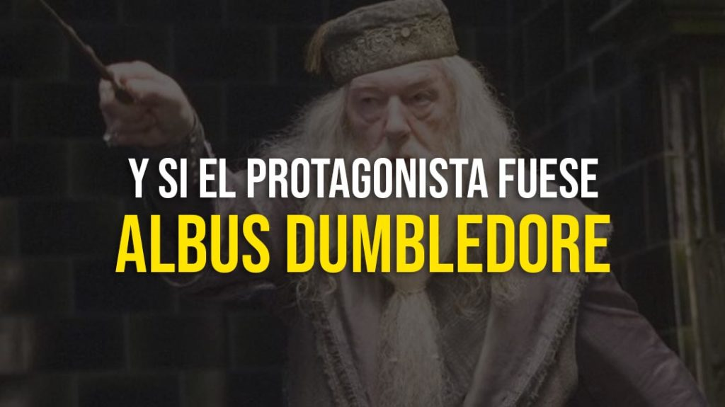 Harry Potter segun Albus Dumbledore