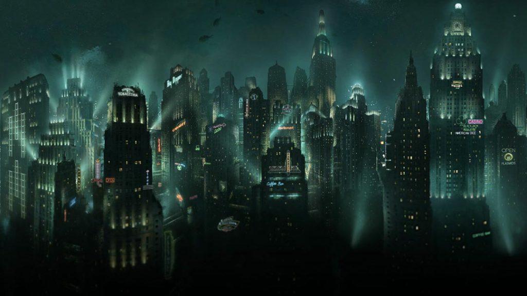Bioschock · 2k Games