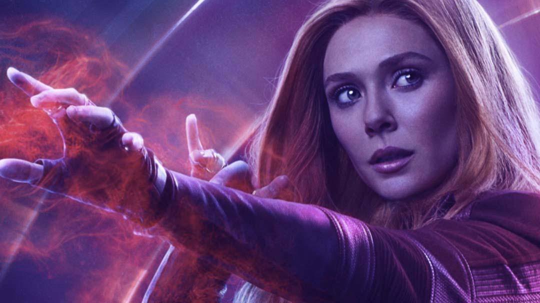 Bruja Escarlata · Marvel Studios · Disney