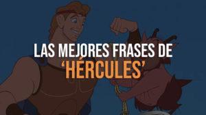 Las mejores frases de hércules