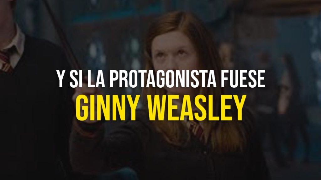 Harry Potter segun Ginny