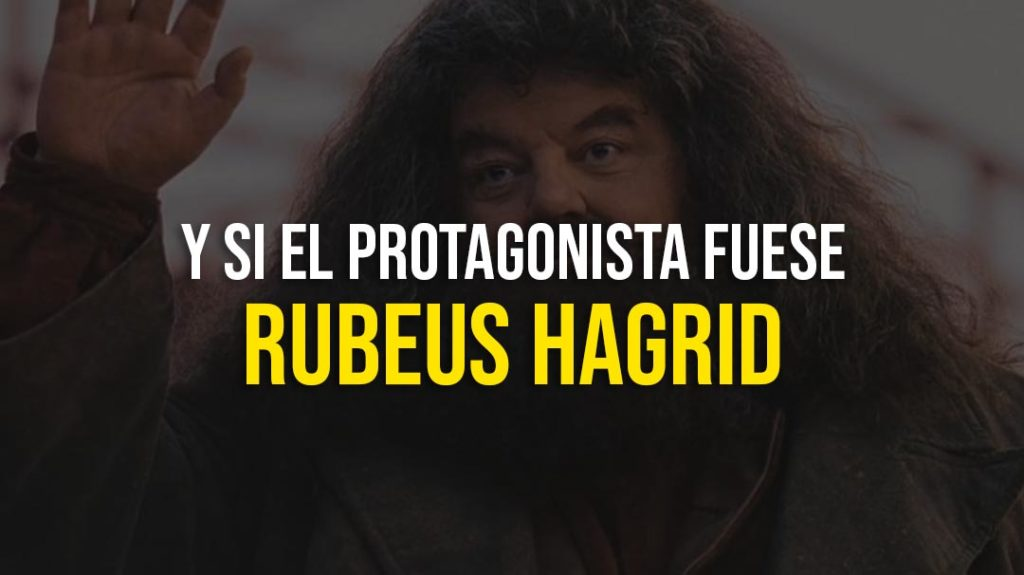 Harry Potter segun Hagrid