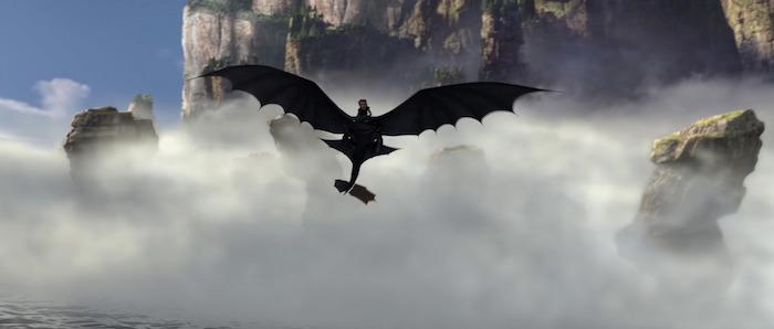 Cómo entrenar a tu dragón • Dreamworks