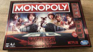 Monopoly Stranger Things · Foto por Friki Maestro
