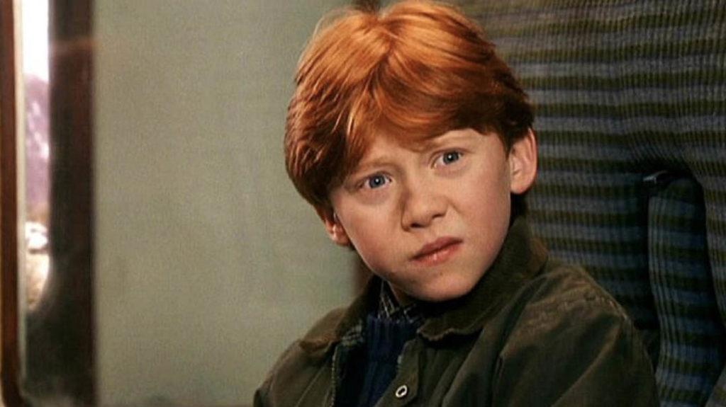 Ron Weasley · Harry Potter · Warner Bros