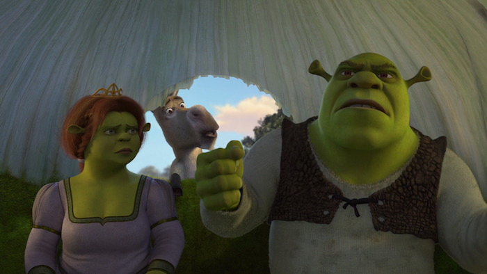 Shrek • dreamworks