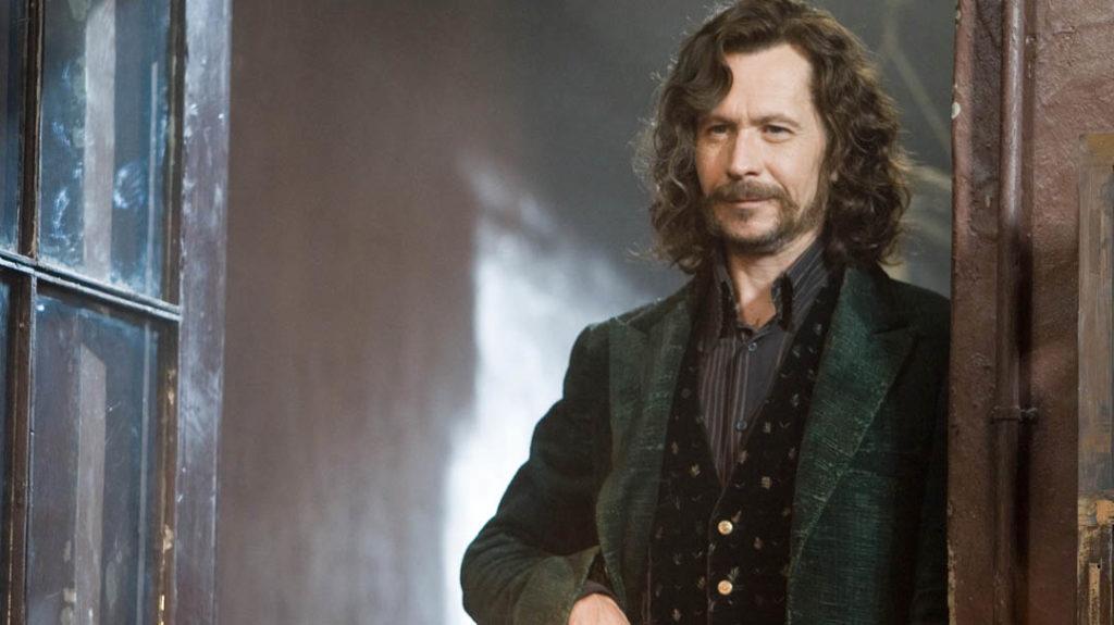 Sirius Black · Harry Potter · Warner Bros