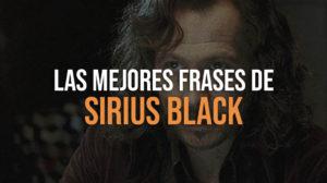 Mejores frases Sirius Black